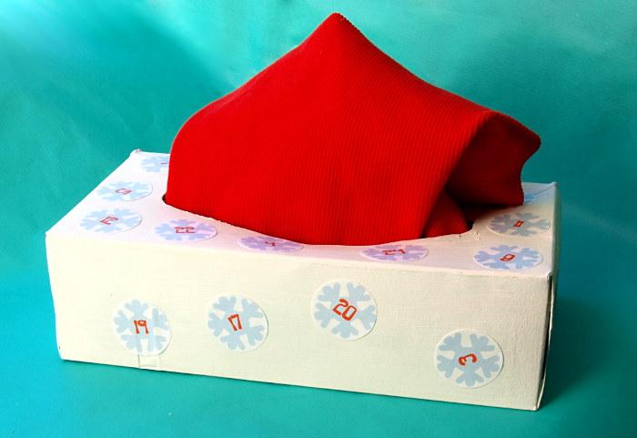 neue anleitung last minute adventskalender adventskalender. Black Bedroom Furniture Sets. Home Design Ideas